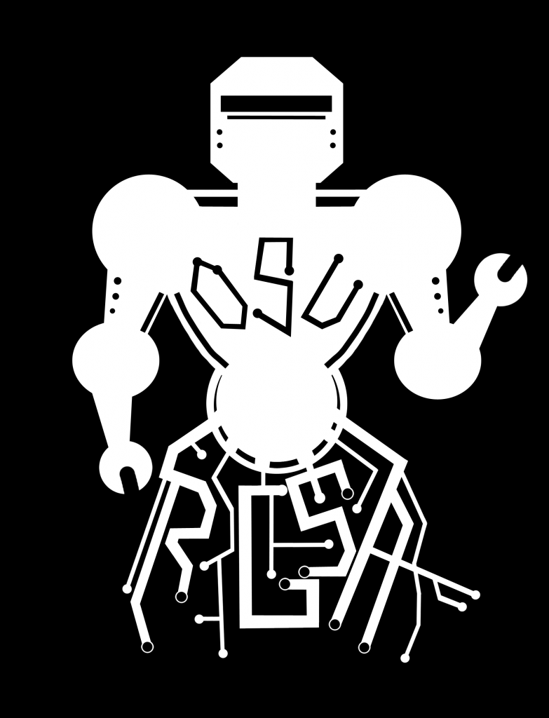 Image Design for Oregon State Robotics Graduate Student Association, 2017