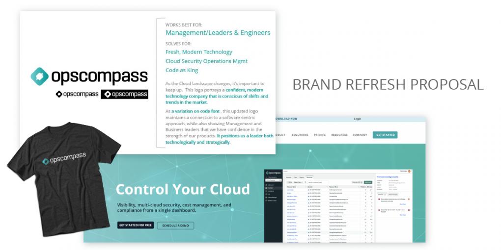 OpsCompass Branding